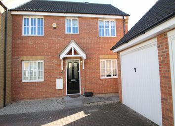 Thumbnail 3 bed semi-detached house to rent in Hodges Close, Chafford Hundred, Grays