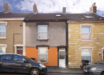 Thumbnail 2 bed terraced house for sale in Lewin Street, Bristol