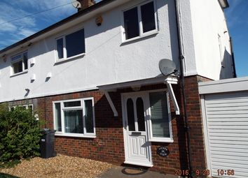 Thumbnail 4 bed semi-detached house to rent in Brighton Road, Lower Kingswood