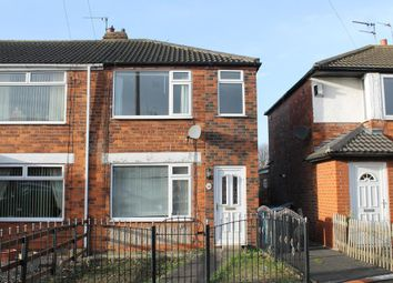 Thumbnail 4 bed end terrace house to rent in Manor, Hull