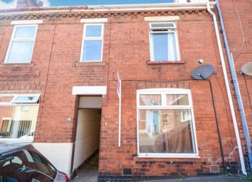 Thumbnail 3 bedroom terraced house for sale in Walmer Street, Lincoln, Lincolnshire