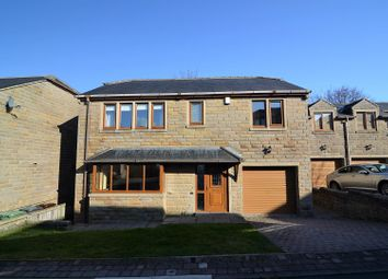 4 bed detached house for sale in Rustless Close, Cleckheaton BD19