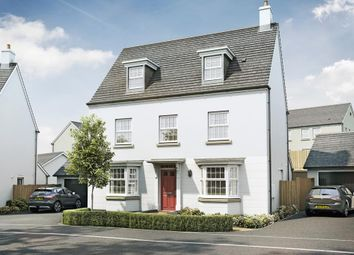 "Thumbnail 5 bed detached house for sale in ""Emerson"" at Redmoor Close, Tavistock"