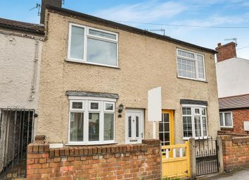 Thumbnail 2 bed terraced house to rent in Station Road, Awsworth, Nottingham