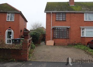 Thumbnail 2 bed semi-detached house for sale in Crooks Lane, Studley