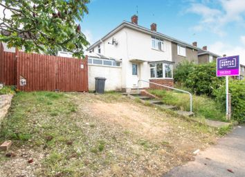 Thumbnail 2 bed semi-detached house for sale in Matlock Road, Chaddesden, Derby
