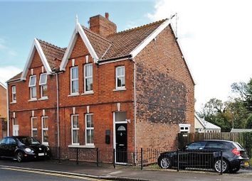 Thumbnail 2 bed semi-detached house for sale in Huntspill Road, Highbridge
