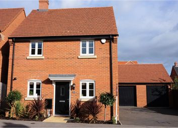 Thumbnail 3 bedroom detached house for sale in Southfield Grove, Bingham, Nottingham