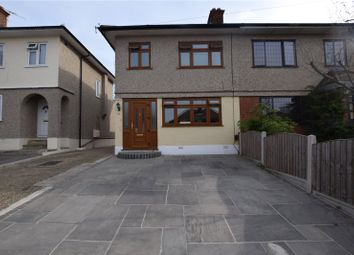 Thumbnail 3 bed end terrace house for sale in Dominion Drive, Collier Row