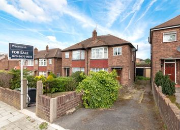3 bed semi-detached house for sale in Eylewood Road, West Norwood, London SE27