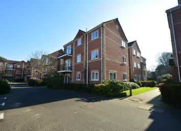 Thumbnail 2 bed flat for sale in Oaklands, Peterborough