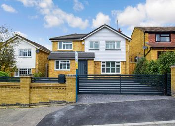 Thumbnail 5 bed detached house for sale in The Landway, Bearsted, Maidstone, Kent
