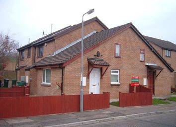 Thumbnail 1 bed terraced house to rent in Collingwood Crescent, Newport