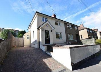 Thumbnail 3 bed semi-detached house for sale in Leigh View Road, Portishead, Bristol