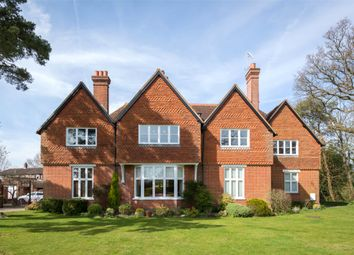 Thumbnail 2 bed flat for sale in Medlar Court, Church Road, Newdigate, Surrey