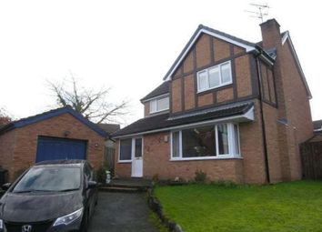 Thumbnail 4 bed detached house for sale in Lupin Drive, Huntington, Chester