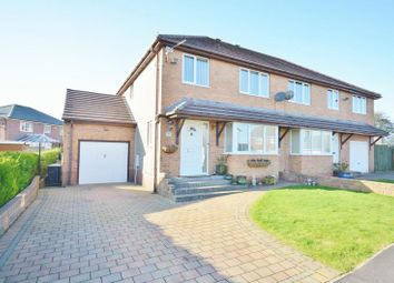 Thumbnail 3 bed semi-detached house for sale in Rheda Close, Frizington