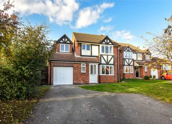 Thumbnail 5 bed detached house for sale in Worcester Road, Grantham