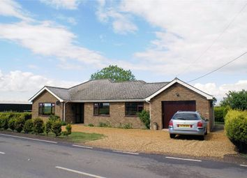 Thumbnail 2 bed bungalow to rent in Mill Hill, Little Downham
