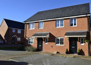 Thumbnail 2 bed semi-detached house for sale in Merlin Road, Bishops Green, Berkshire
