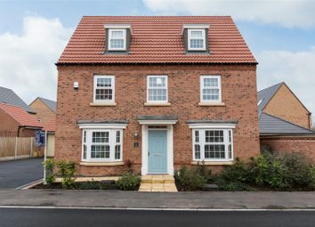 Thumbnail 5 bedroom detached house for sale in Kingfisher Drive, Cotgrave, Nottingham