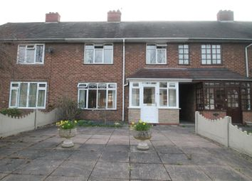 Thumbnail 3 bed terraced house to rent in East Park Way, Wolverhampton