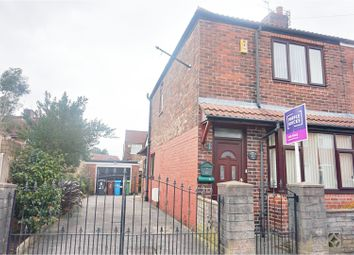 Thumbnail 2 bedroom semi-detached house for sale in Farm Street, Manchester