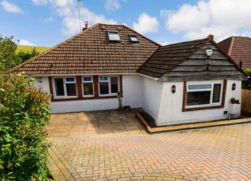 Thumbnail 4 bed detached bungalow for sale in Crescent Drive South, Woodingdean, Brighton, East Sussex