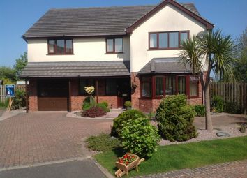 Thumbnail 4 bedroom detached house for sale in Swn Y Don, Benllech, Tyn-Y-Gongl