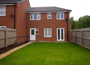 Thumbnail 3 bed terraced house for sale in Lamberton Drive, Brymbo, Wrexham