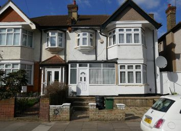 Thumbnail 4 bed semi-detached house to rent in Highland Gardens, Ilford