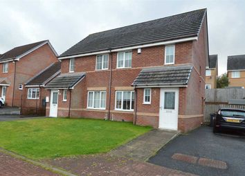 Thumbnail 2 bed semi-detached house for sale in Beith Way, Westcraigs, Blantyre