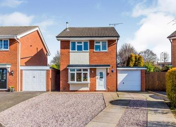 Thumbnail 3 bed detached house for sale in Ashdale Rise, Westbury Park, Newcastle Under Lyme, Staffs