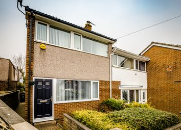 Thumbnail 3 bed end terrace house for sale in Stephen Close, Northowram, Halifax