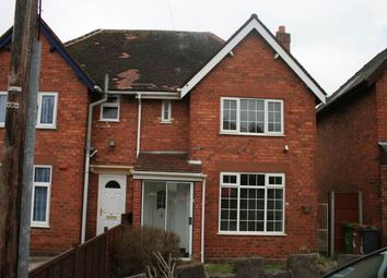 Thumbnail 3 bed semi-detached house to rent in Pine Street, Bloxwich, Walsall