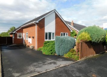 Thumbnail 3 bed bungalow to rent in Moorfields, Willaston, Nantwich