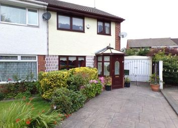 Thumbnail 3 bed semi-detached house for sale in Chestnut Road, Walton, Liverpool, Merseyside