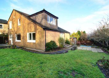 Thumbnail 4 bed detached house for sale in Castle Crescent, East Calder, Livingston