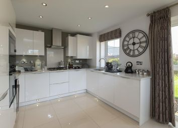"Thumbnail 4 bed semi-detached house for sale in ""Hesketh"" at Walnut Close, Keynsham, Bristol"