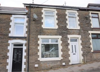 Thumbnail 3 bed terraced house for sale in Erasmus Terrace, Hengoed