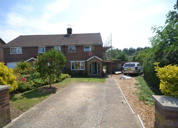 Thumbnail 2 bed semi-detached house to rent in Ashampstead Road, Reading