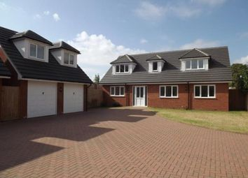 Thumbnail 4 bed detached house for sale in The Baulk, Rose Cottage, 2C The Baulk, Beeston