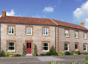 Thumbnail 3 bedroom end terrace house for sale in Coward Road, Mere, Warminster