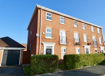 Thumbnail 4 bed terraced house for sale in Womack Gardens, Thatto Heath, St. Helens
