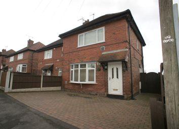 Thumbnail 2 bed semi-detached house to rent in Kirkleys Avenue South, Spondon, Derby