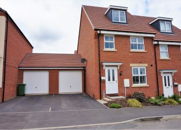 Thumbnail 3 bed semi-detached house for sale in Linnet Drive, Mansfield