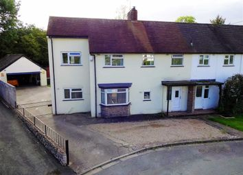 Thumbnail 3 bed end terrace house for sale in 9, Brooklyn, Llandyssil, Montgomery, Powys