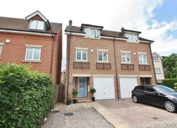 Thumbnail 4 bed semi-detached house for sale in Rowan Road, Lindford, Bordon