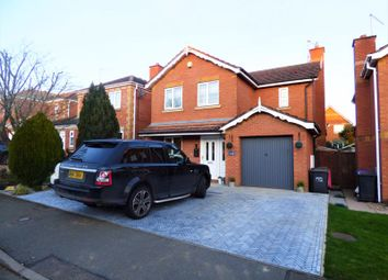 4 bed detached house to rent in Cross Waters Close, Wootton, Northampton NN4