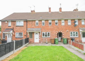 Thumbnail 3 bedroom terraced house for sale in Glastonbury Crescent, Bloxwich, Walsall
